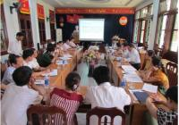 FIGNAHB Project: Biannual monitoring seminar 2014 in Hoa Binh