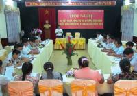 FIGNAHB Project: Biannual monitoring workshop 2014 in Nghe An