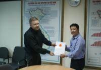 The Permit Renewal of ADDA Representative Office in Vietnam