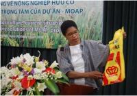 Hội thảo - Thực trạng về nông nghiệp hữu cơ và giải pháp trọng tâm của dự án 'Tăng cường cơ cấu sản xuất và tiếp thị cho sản phẩm nông nghiệp hữu cơ phía Bắc Việt Nam – MOAP'