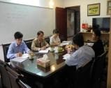 Working with Nghe An Department of Foreign Affairs