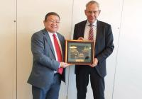 Vietnam Farmers' Union – Danish Agriculture and Food Council: Ready for cooperation and share