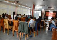 Training on business plan and marketing for FRG  (Module 1-Putaleng, Tam Duong 19-21/11/2020)